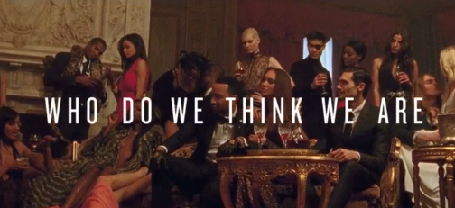 John Legend Ft Rick Ross: Who Do We Think We Are (Preview)